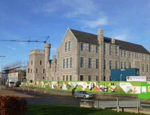 Unite Group Plc – Aberdeen