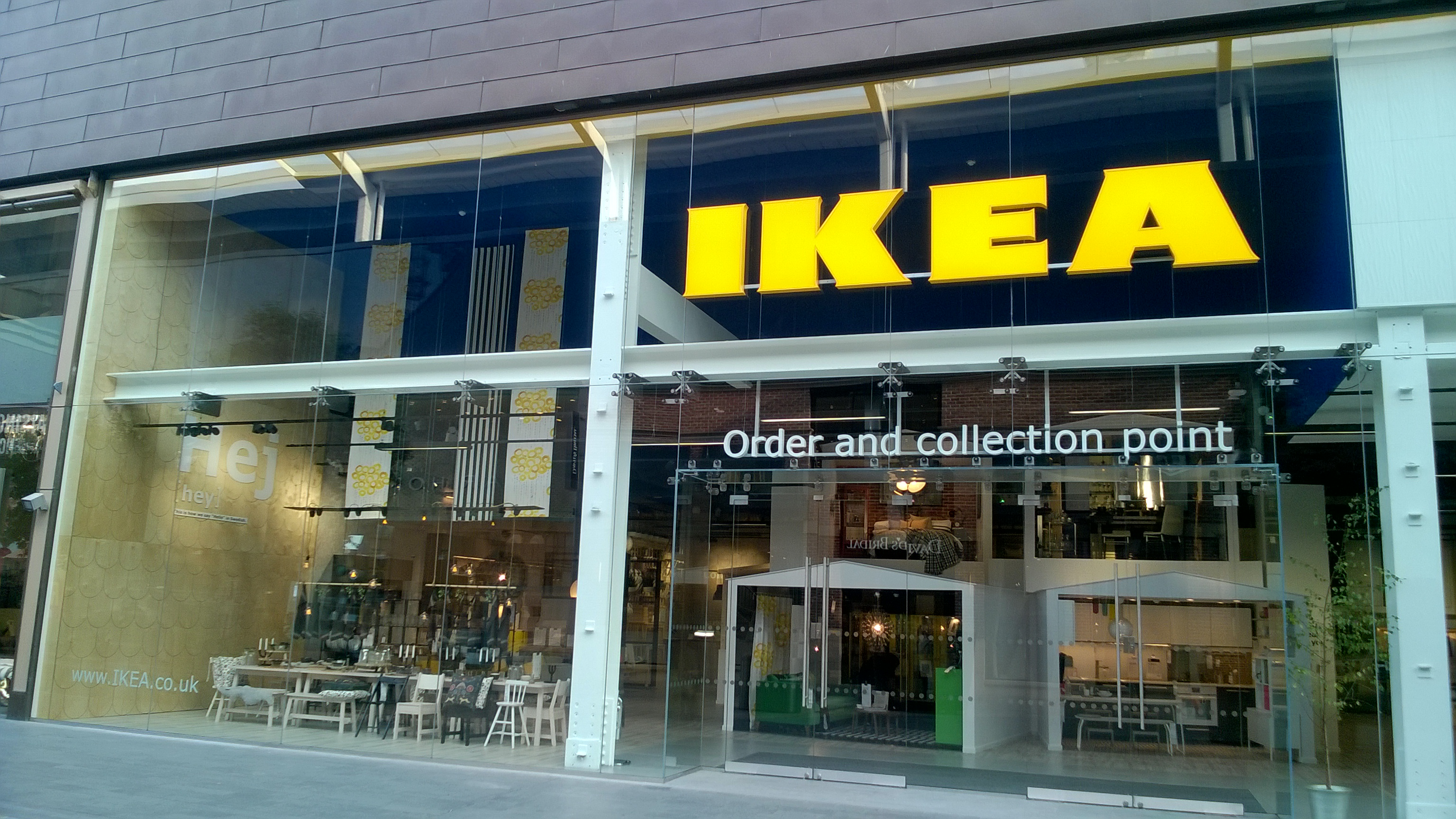 new ikea store opens westfield shopping centre stratford underwood carpenter. Black Bedroom Furniture Sets. Home Design Ideas