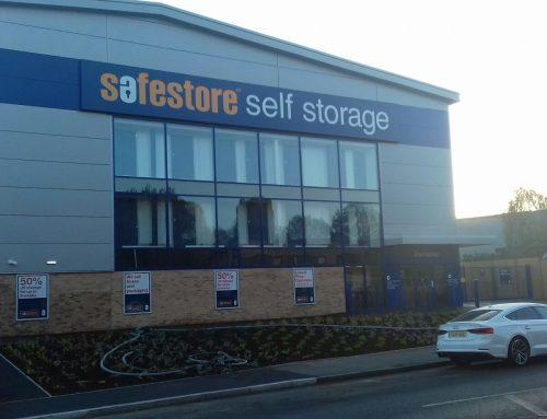 New Safestore for Mitcham
