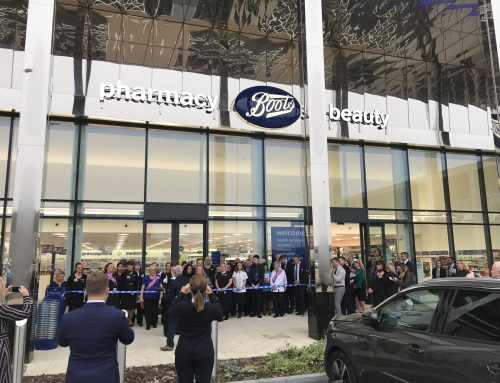 The Springs Welcome New Boots Store in Leeds Thorpe Park