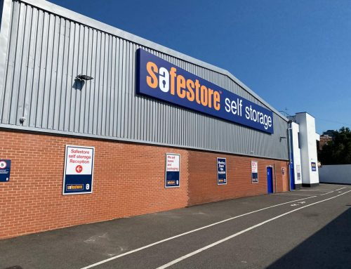 Safestore Sheffield