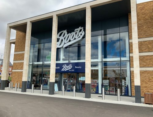Opening of Boots Bicester