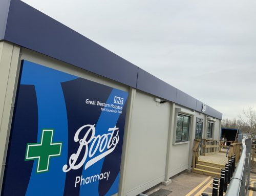 Boots New Pharmacy Store – Swindon