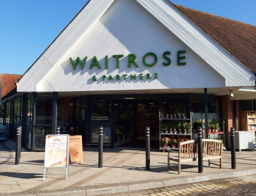 Waitrose Gillingham Relaunch