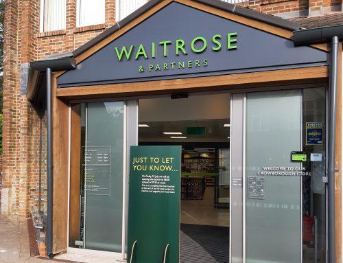 Waitrose Crowborough